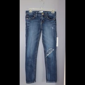 EXPRESS JEANS RELAXED LOW RISE